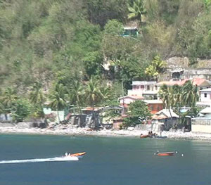 Dominica Takes Action to Manage Fishing Borders