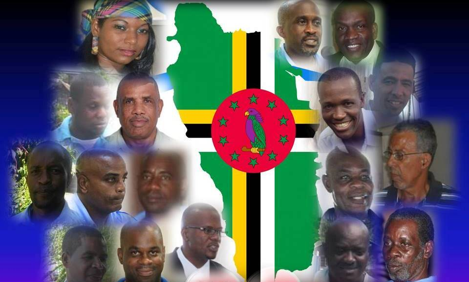 Opposition condemns violence in Dominica