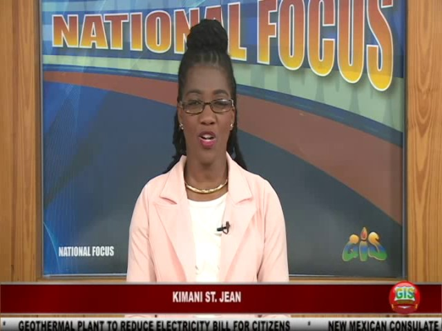 GIS Dominica, National Focus for March 29, 2017 8