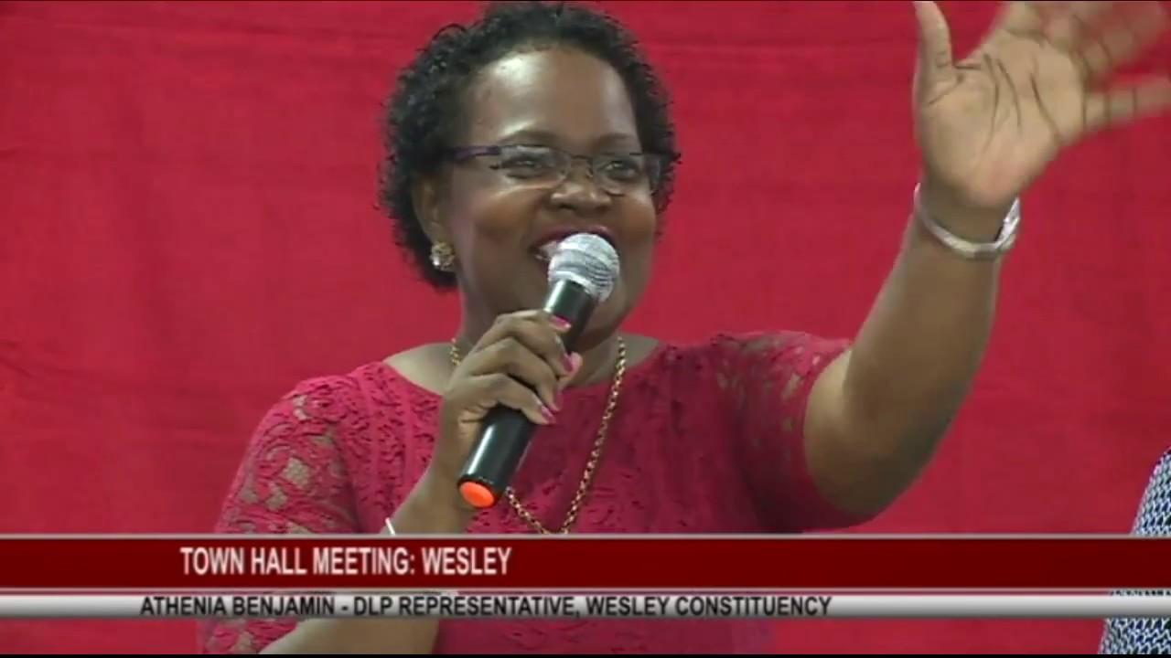 WESLEY TOWN HALL MEETING 5