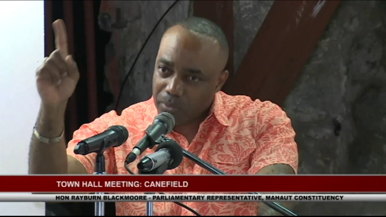 CANEFIELD TOWN HALL MEETING       April 23,  2017 11