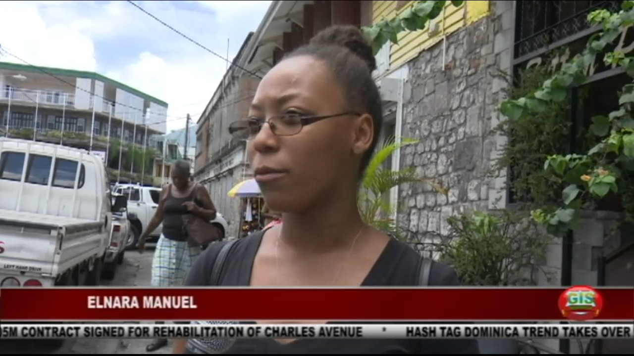 GIS Dominica National Focus for May 16, 2017 10