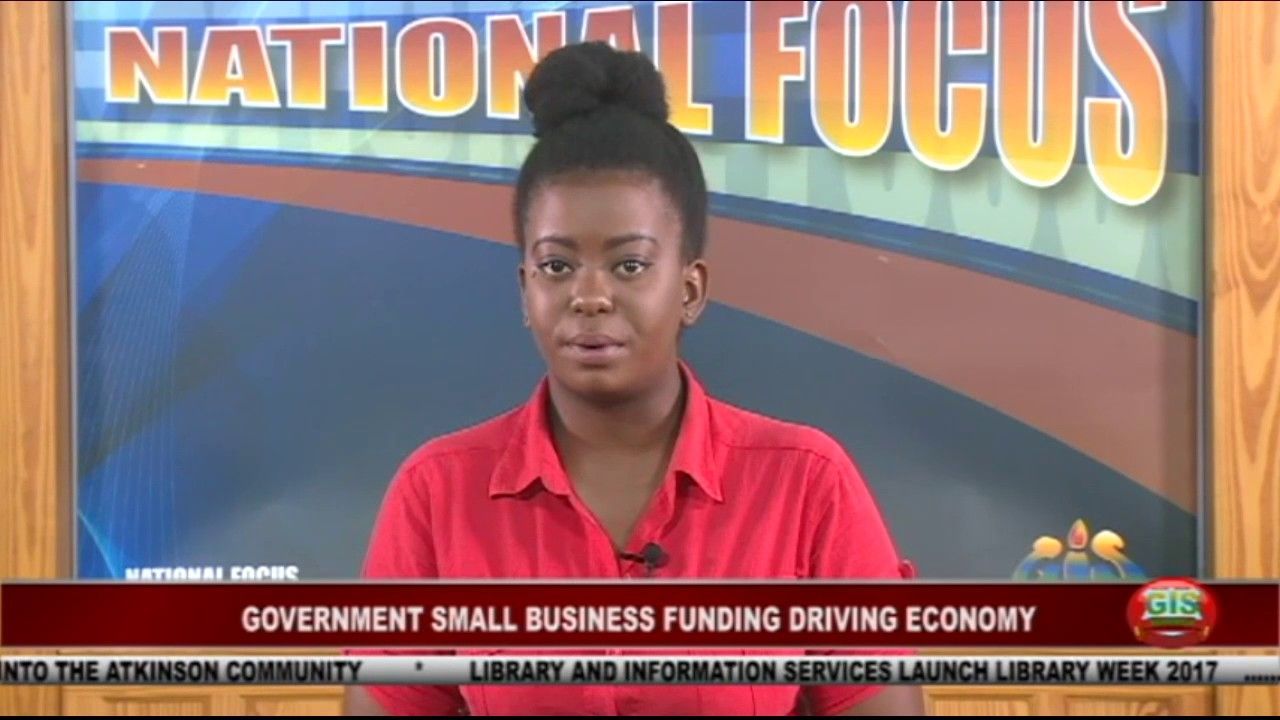 GIS Dominica National Focus May 9, 2017 2