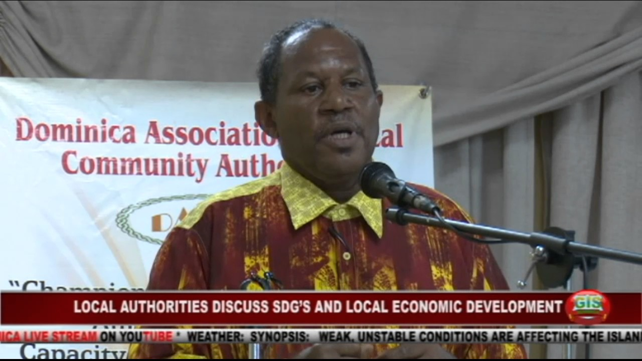 GIS Dominica National Focus May 10, 2017 4
