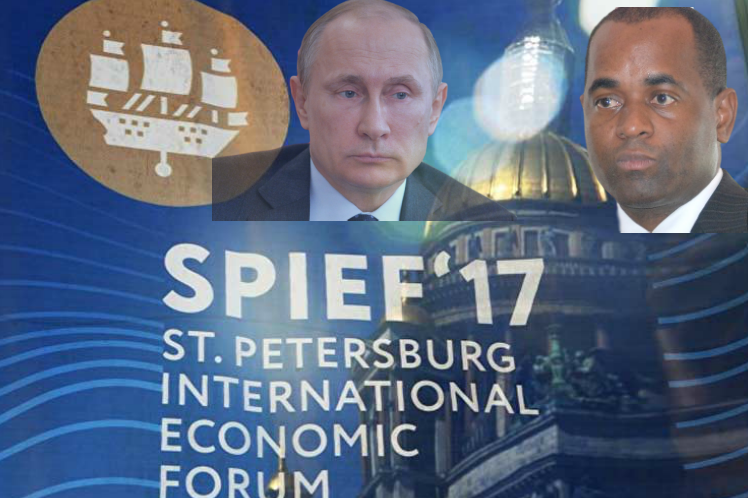 Russia without Isolation and Open to the World Dominica PM Roosevelt Skerrit says