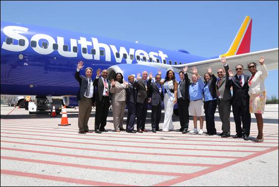 Southwest FLL-GM inaugural 2