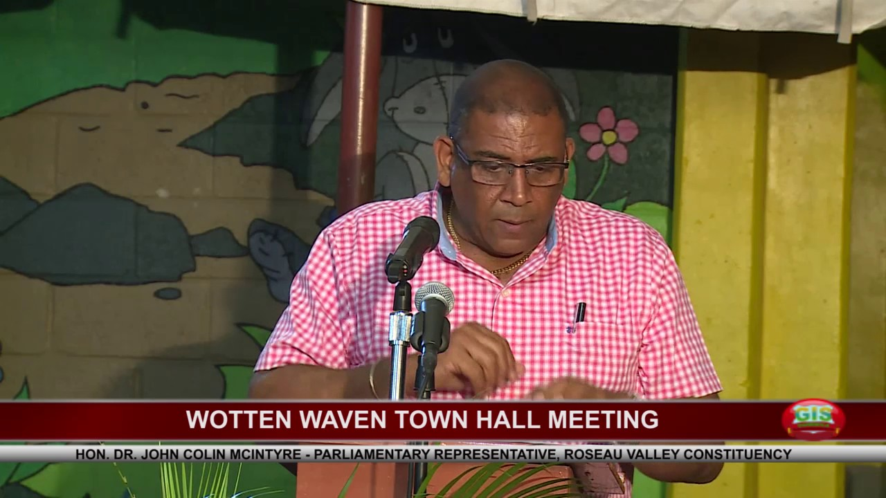 WOTTEN WAVEN TOWN HALL MEETING 2