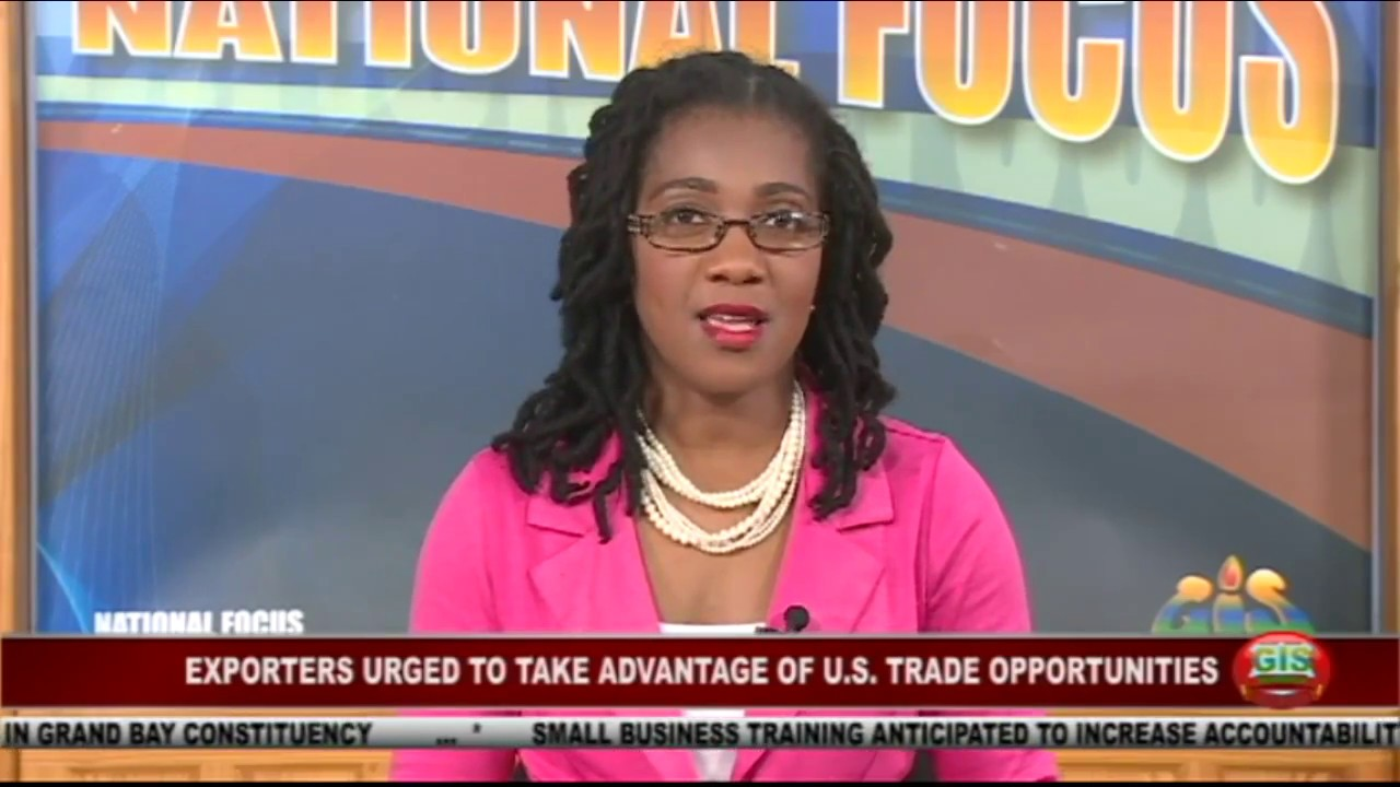 GIS Dominica National Focus for June 20, 2017 1