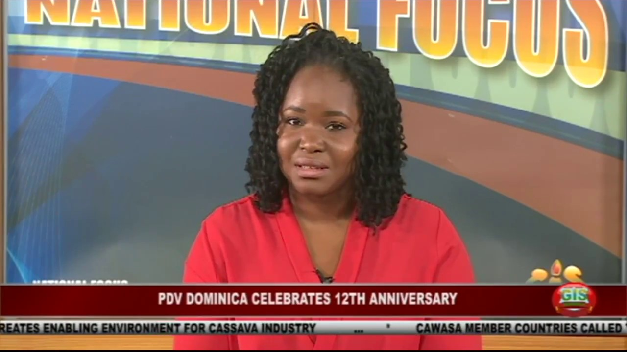 GIS Dominica National Focus for June 29, 2017 1