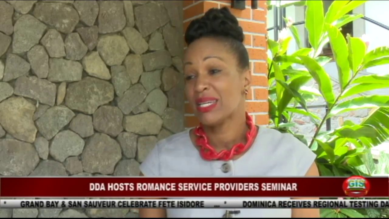 GIS Dominica National Focus for June 7, 2017 2