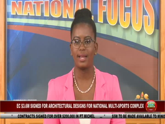 GIS Dominica National Focus for June 9, 2017 1