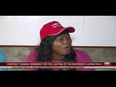 CONTRACT FOR LIGHTING OF SOUFRIERE PLAYING FIELD JULY 20 2017 mpeg2video 5