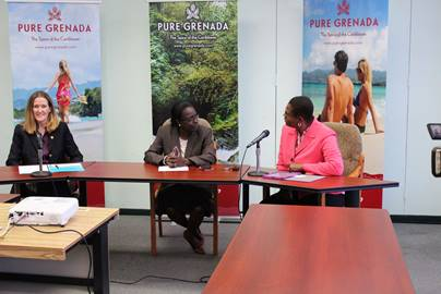 Pure Grenada launches #SOTIC2017 2