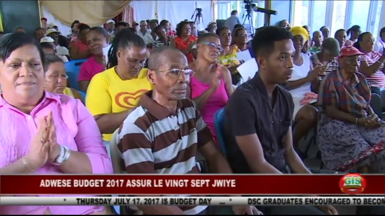 GIS Dominica National Focus for July 17, 2017 3