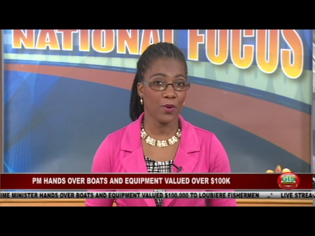 GIS Dominica National Focus for July 11, 2017 13