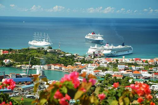 Pure Grenada Rated as a Top Southern Caribbean Cruise Destination by Leading Cruise Review Site 1
