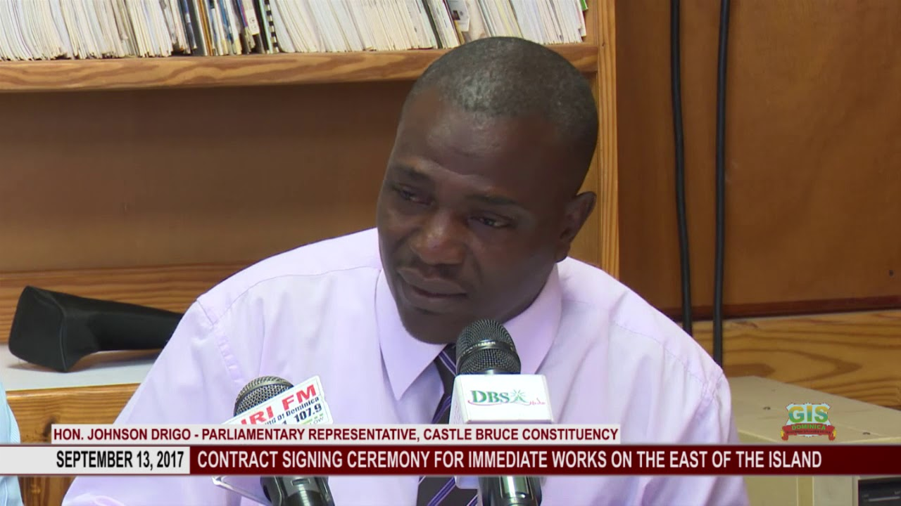 CONTRACT SIGNING FOR WORKS IN THE EAST, SEPTEMBER 13 2017 10