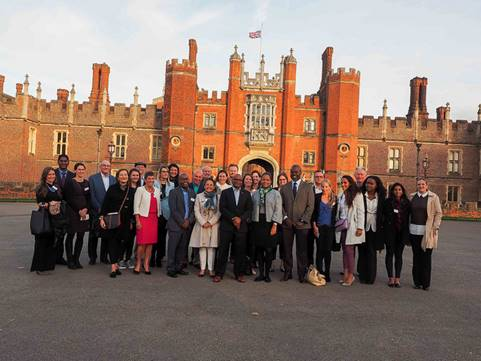 Dest SKN              - Hampton Court MAIN IMAGE