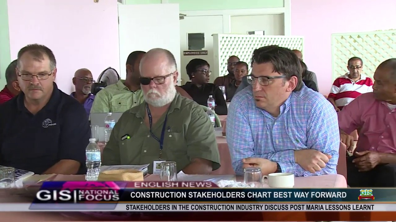 Construction Stakeholders discuss best way forward for the industry 5