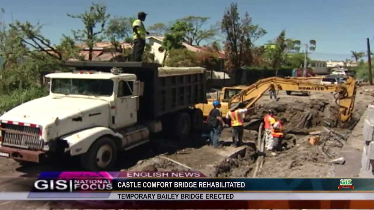 CASTLE COMFORT BRIDGE REHABILITATED 7