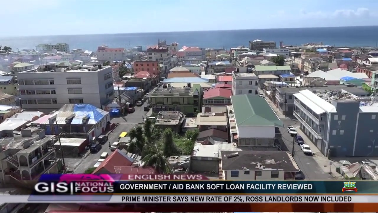 GOVERNMENT / AID BANK SOFT LOAN FACILITY REVIEWED 10