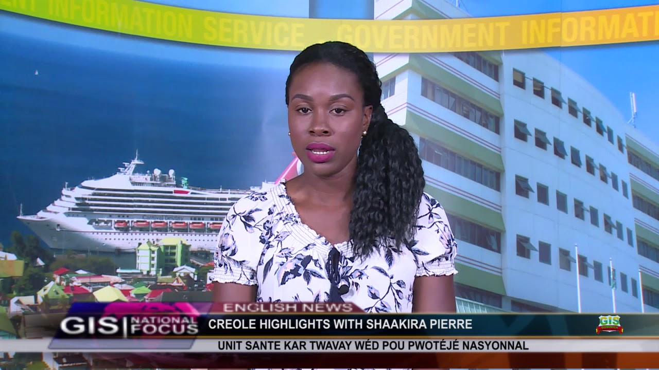 CREOLE HIGHLIGHTS with Shaakira Pierre for December 8, 2017 2