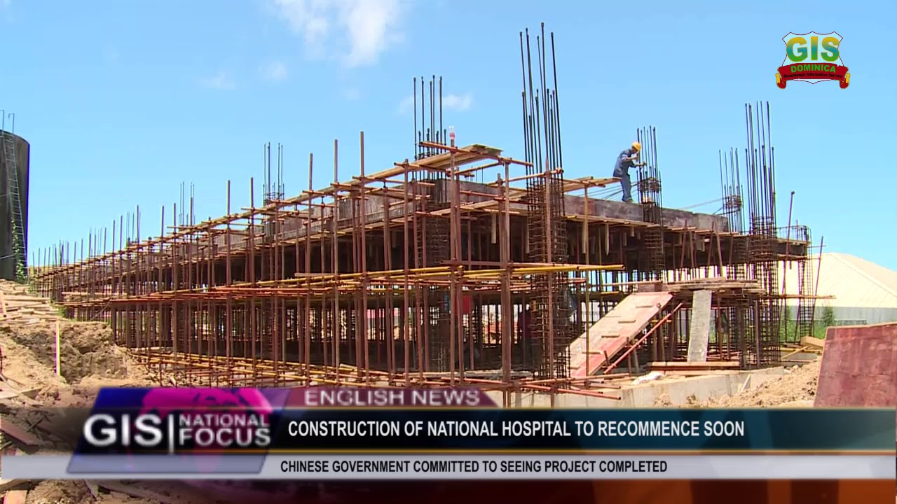 CONSTRUCTION OF NATIONAL HOSPITAL TO RECOMMENCE SOON 5