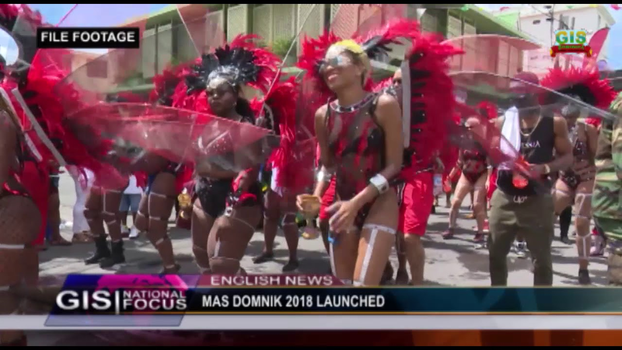 Dominicans asked to creative during the 2018 Carnival Season 5