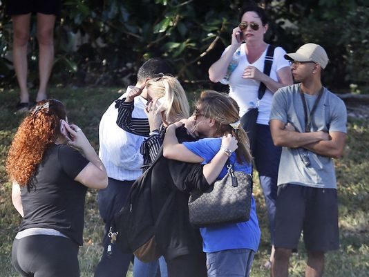 Florida School Shooting Suspect Approximately 18 Years Old