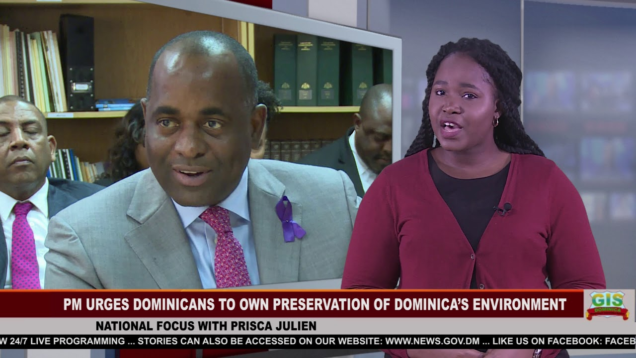GIS Dominica National Focus for June 13, 2018 4