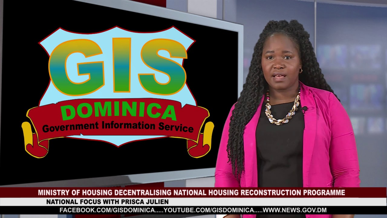 GIS Dominica National Focus for August 28, 2018 2