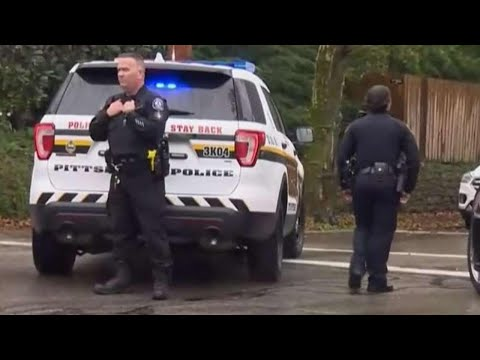 11 Dead in Shooting at Pittsburgh Synagogue 10