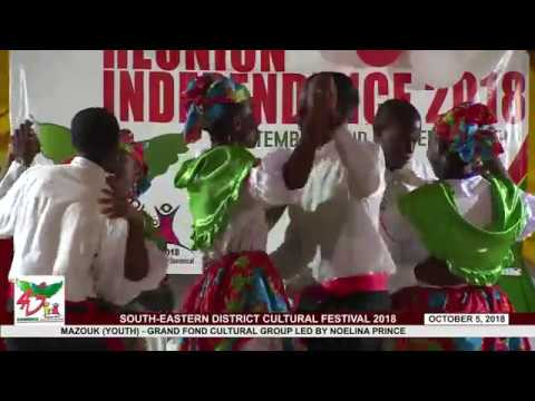 SOUTH EASTERN DISTRICT CULTURAL FESTIVAL 2018 1