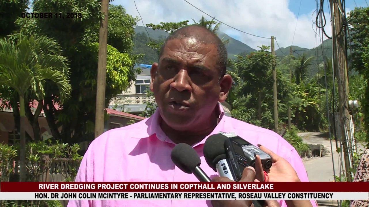 RIVER DREDGING CONTINUES IN COPTHALL AND SILVER LAKE 1