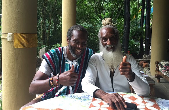 Father of Gourmet Ethical Raw Foods Cuisine Returns to Jamaica