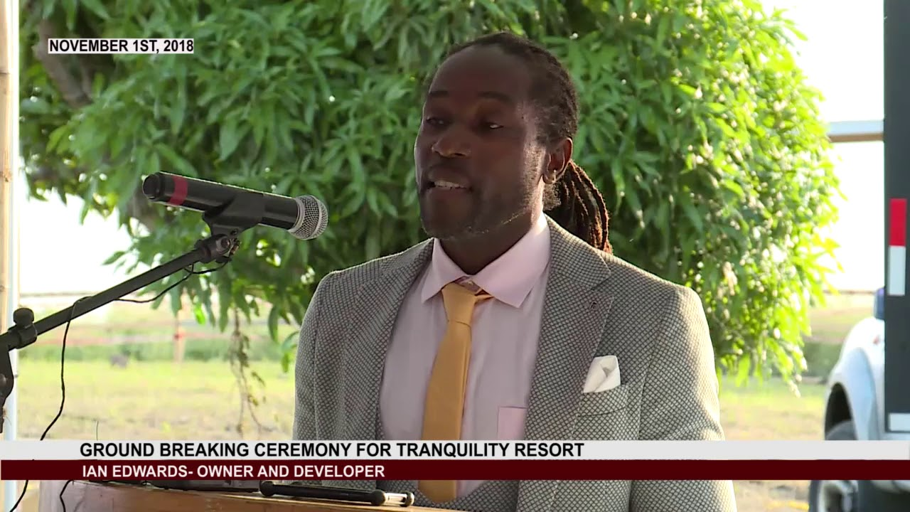 GROUND BREAKING CEREMONY FOR TRANQUILITY BEACH RESORT 8
