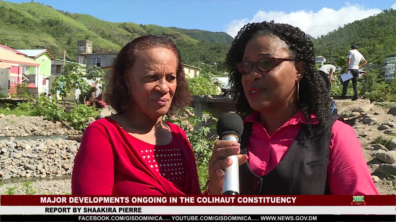 DEVELOPMENTS IN THE COLIHAUT CONSTITUENCY 2