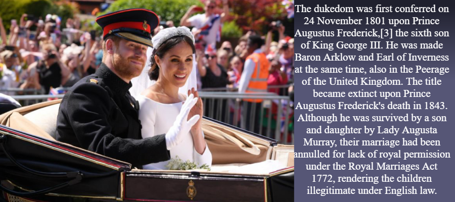 Looking Back at 2018 the Duke and Duchess of Sussex Royal Year in Review