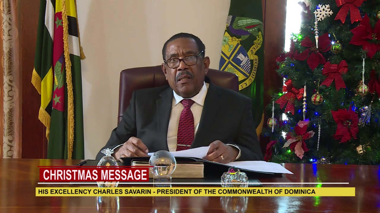 2018 Christmas Message from His Excellency Charles Savarin 3