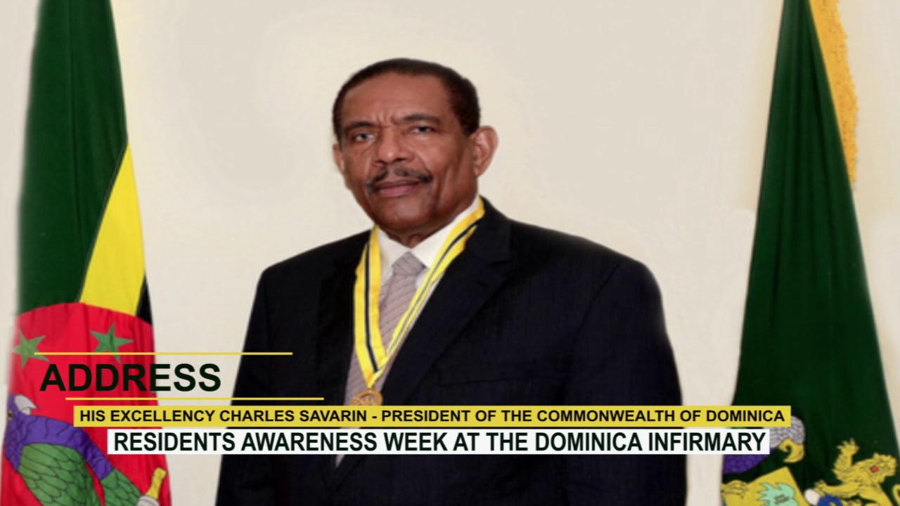 RESIDENTS AWARENESS WEEK  AT THE DOMINICA INFIRMARY 6