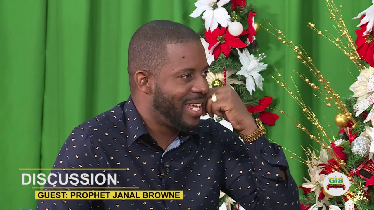 DISCUSSION WITH PROPHET JANAL BROWNE 1