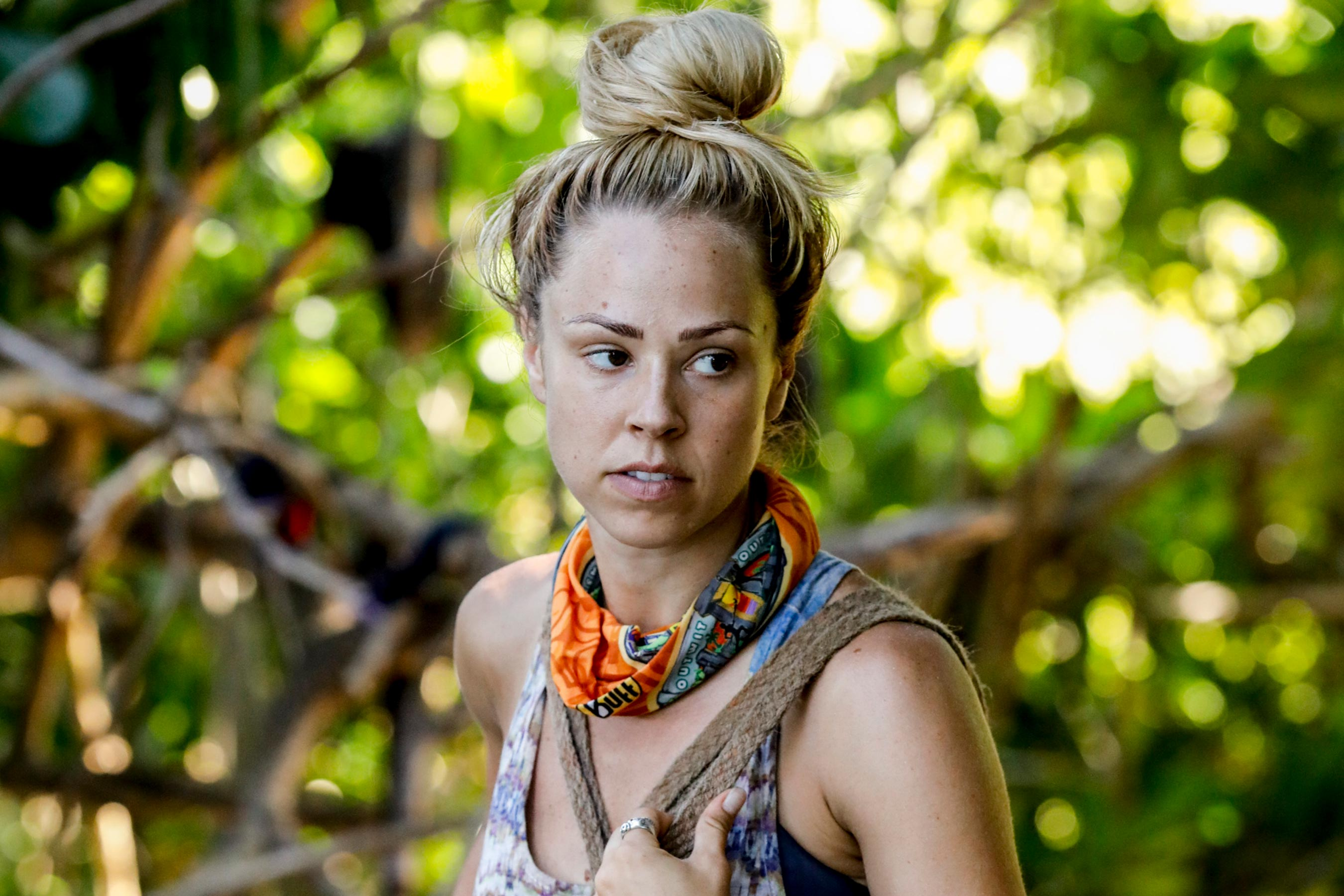 Kara from <em>Survivor</em> on what went wrong with the fire-making 7