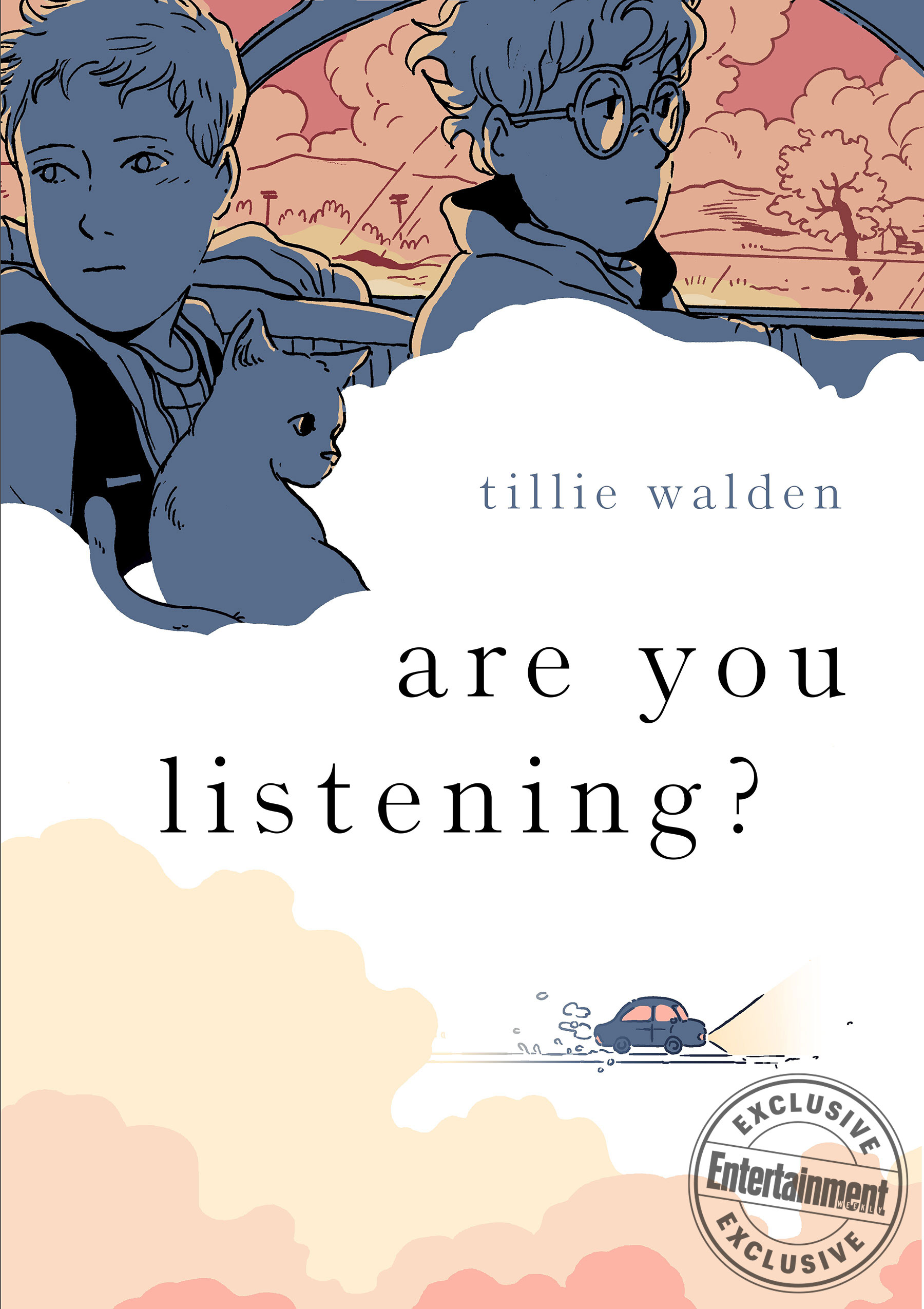 You need to be reading graphic novelist Tillie Walden — heres your first look at her next book 5