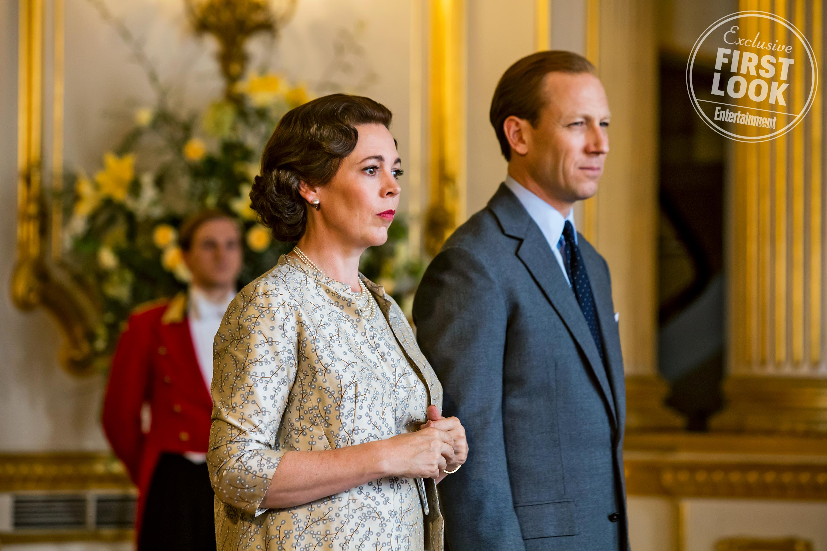 <em>The Crown</em> season 3 first look photos show majestic new cast 3