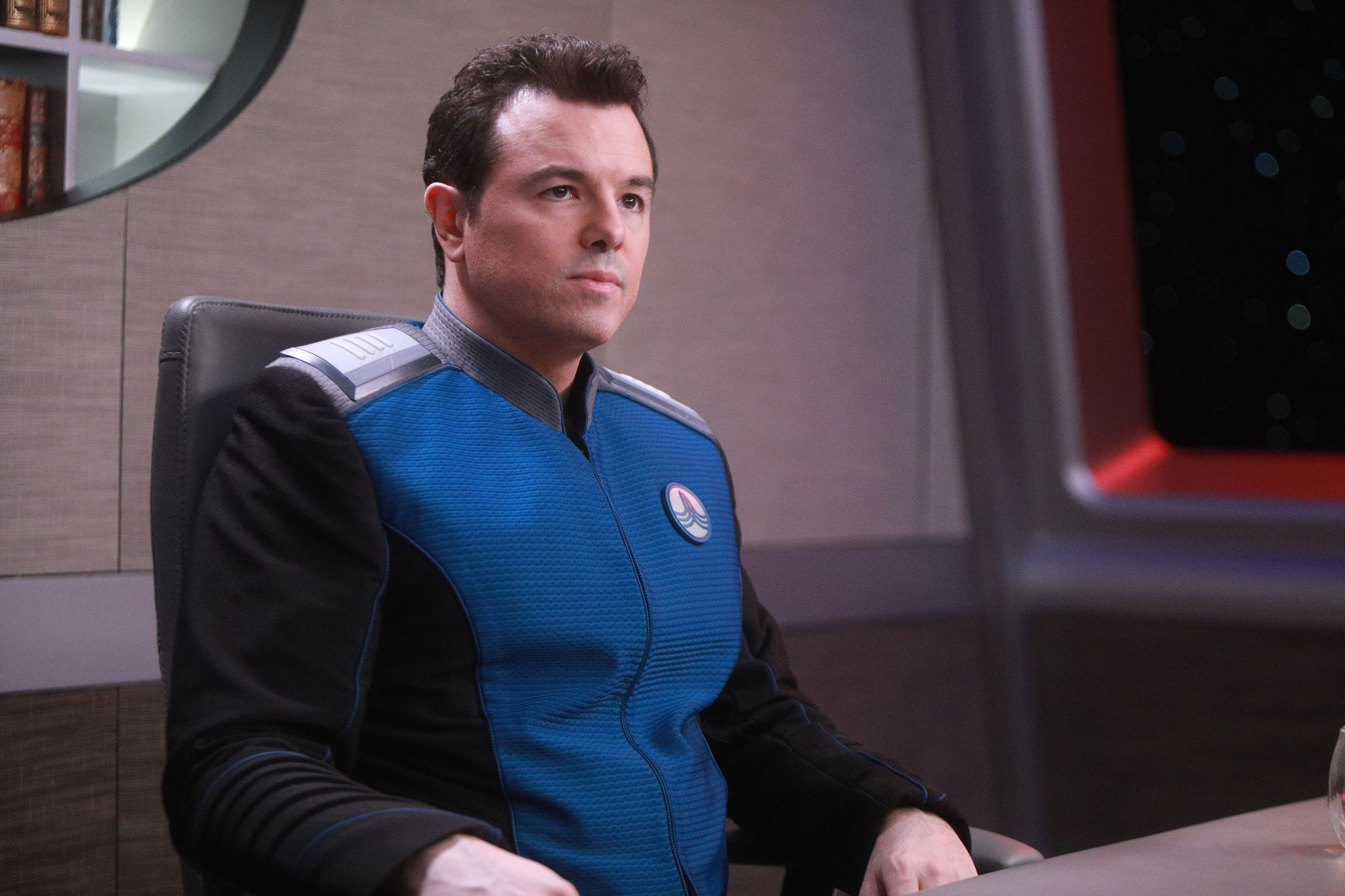 Seth MacFarlane teases season 2 of  The Orvillethat's a major step up in scope 10