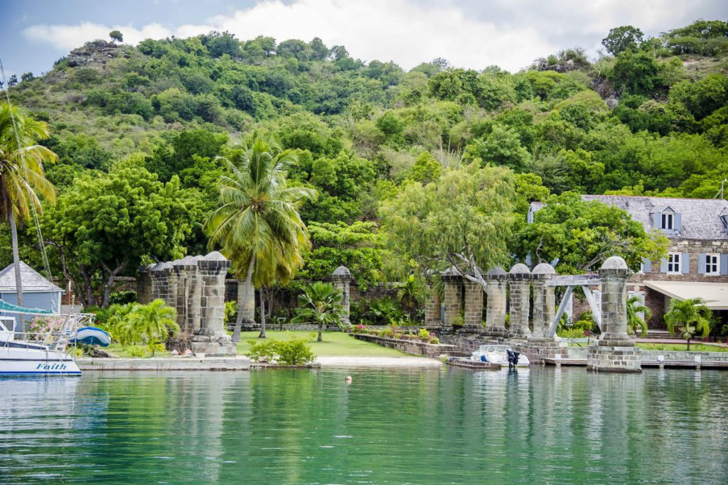 Nelsons Dockyard in Antigua-voted Best Caribbean Attraction