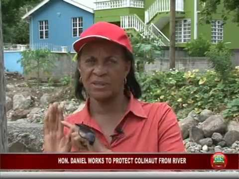 GIS Dominica Special Report: Colihaut Constituency Tour 2