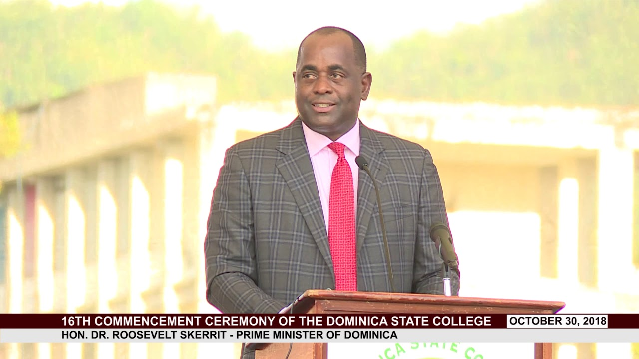 16th Commencement Ceremony of the Dominica State College 6