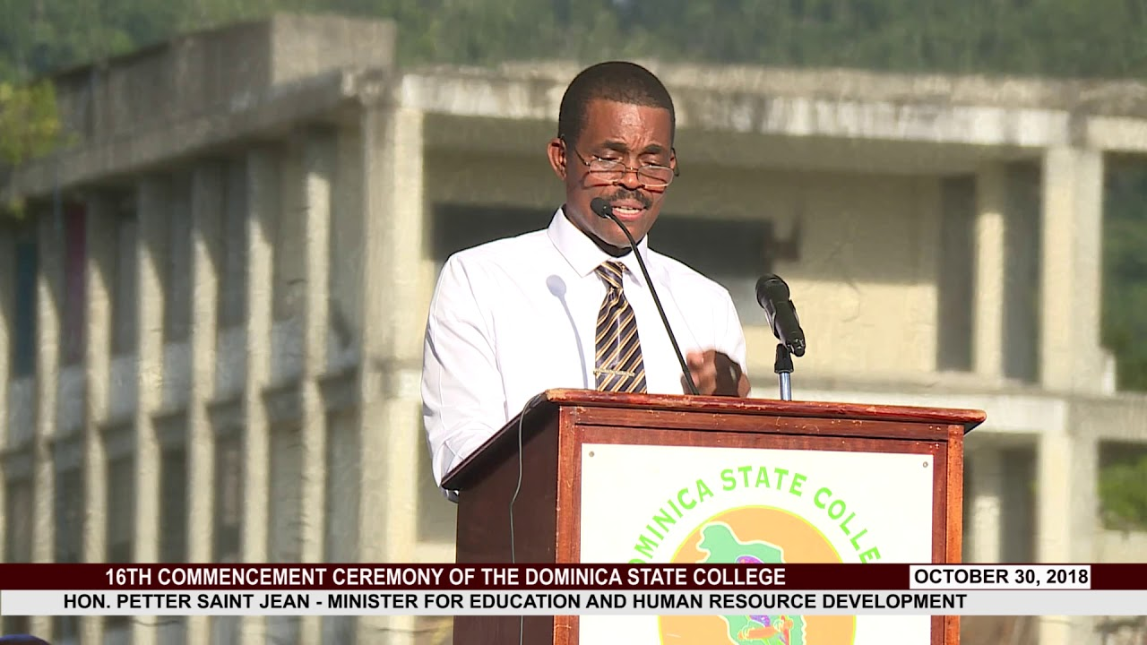 16th Commencement Ceremony of the Dominica State College 3