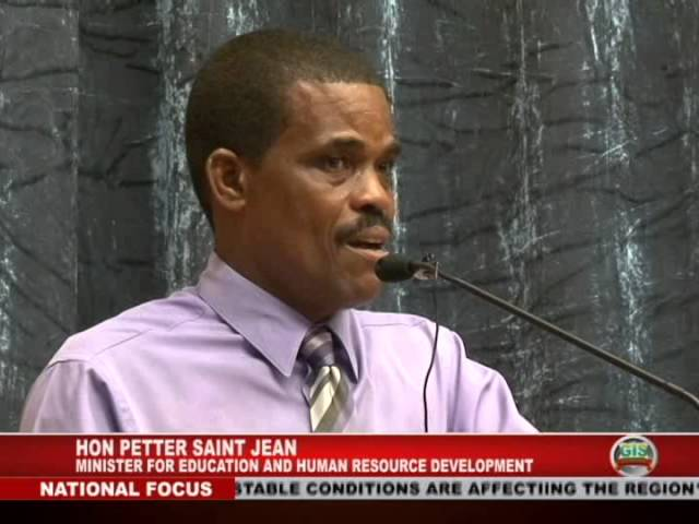 GIS Dominica, National Focus for August 25, 2015 1